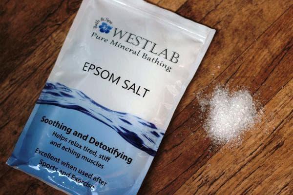 Пакет соли эпсома